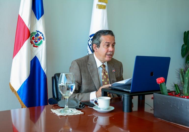 """Jorge Mera: """"Situación sanitaria no contrapone la lucha contra el cambio climático"""""""