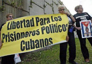 Cubanos piden a EEUU retomar relación bilateral solo si Cuba libera a presos políticos