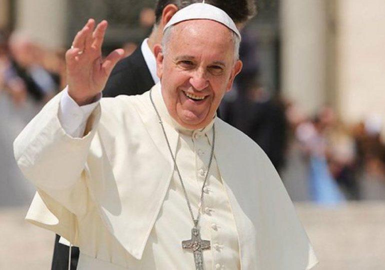 El papa Francisco agradece a Colombia por acogida de migrantes venezolanos