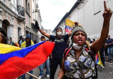 Indígenas de Ecuador anuncian marcha contra supuesto fraude electoral