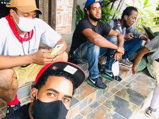 """""""Estamos libres, ya"""": testimonio de uno de los dominicanos secuestrados en Haití"""