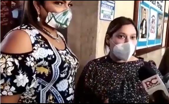 VIDEO | Familiares y abogados salen en defensa de Luis Inchausti, aseguran su representante es la víctima