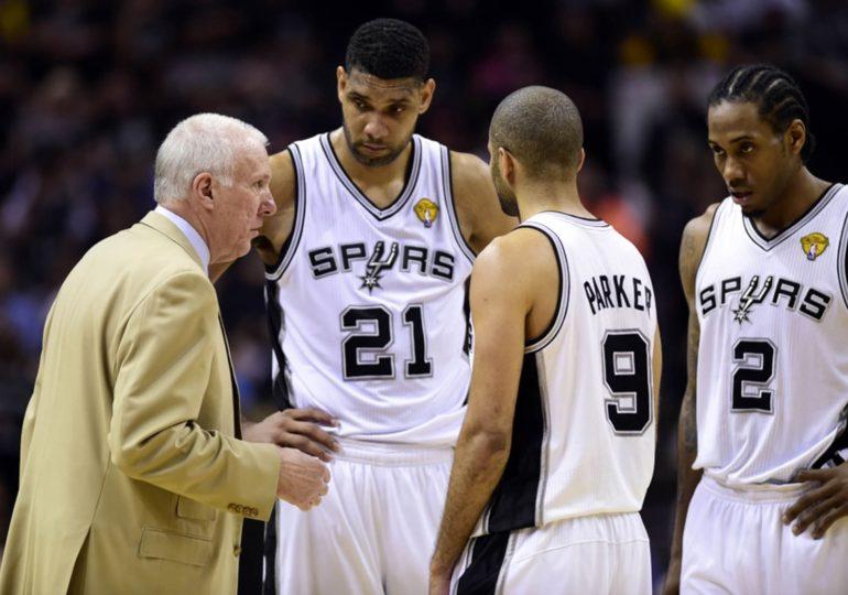 NBA suspende  cinco partidos por casos de coronavirus en los San Antonio Spurs