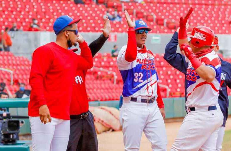 Serie del Caribe | Puerto Rico vence 9-8 a Panamá