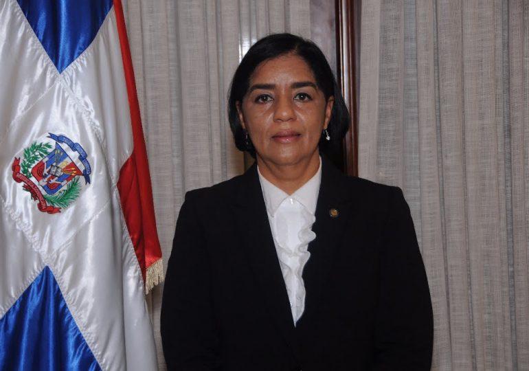María Garabito Ramírez designada jueza del caso  Cámara de Cuentas