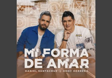 """Eddy Herrera y Daniel Santacruz estrenan su tema a dúo """"Mi forma de amar"""""""