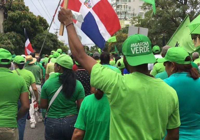 Marcha Verde se pronuncia a favor de un código penal que despenalice el aborto por las tres causales