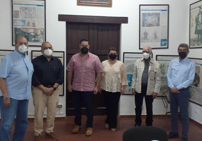 Se conforma Comité del Centro Cultural Museo Panamericano  de las Ciencias Médicas
