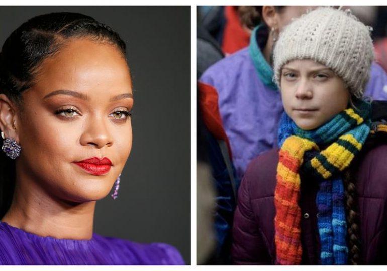 Tuits de Rihanna y Greta Thunberg por protestas de agricultores irritan a gobierno indio