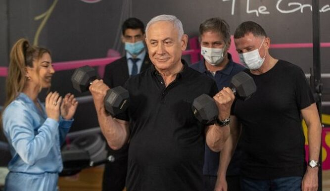 Reabren los gimnasios en Israel solo para los vacunados
