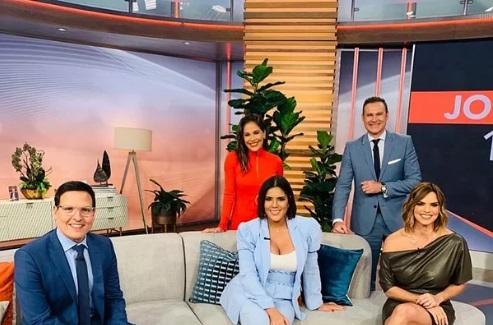 Despierta América recibe a la presentadora cubana Rashel Díaz