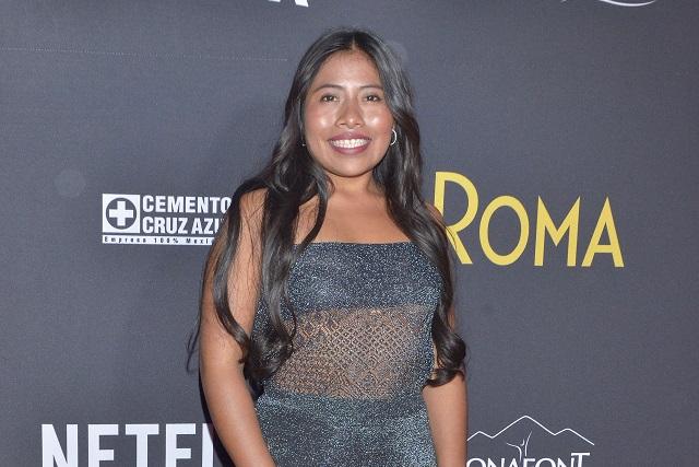 Actriz mexicana Yalitza Aparicio, conducirá show previo a los Globos de Oro