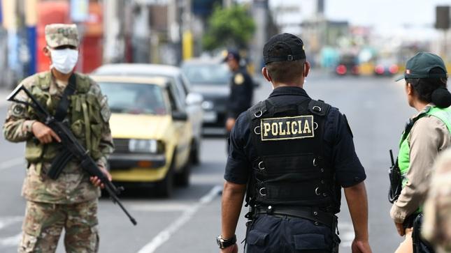 Más de 6,600 detenidos en Perú por infringir la cuarentena