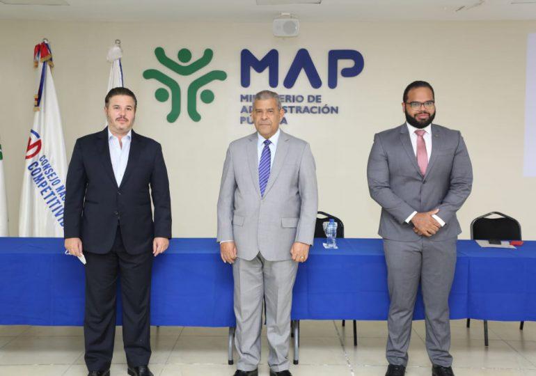 Inician los trabajos del programa Burocracia Cero dentro de la administración pública