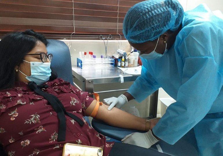 Califican de exitosa jornada de donación de sangre para  enfermos del Hospital Gautier