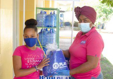 EEUU dona USD$ 10,000 en kits de alimentos a familias impactadas por el Covid-19