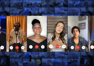 """Artistas emergentes dominicanos unidos interpretan """"Somos el mundo"""""""