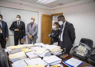 Operación Caracol | Ministerio Público tiene más de siete horas con la Cámara de Cuentas en su poder