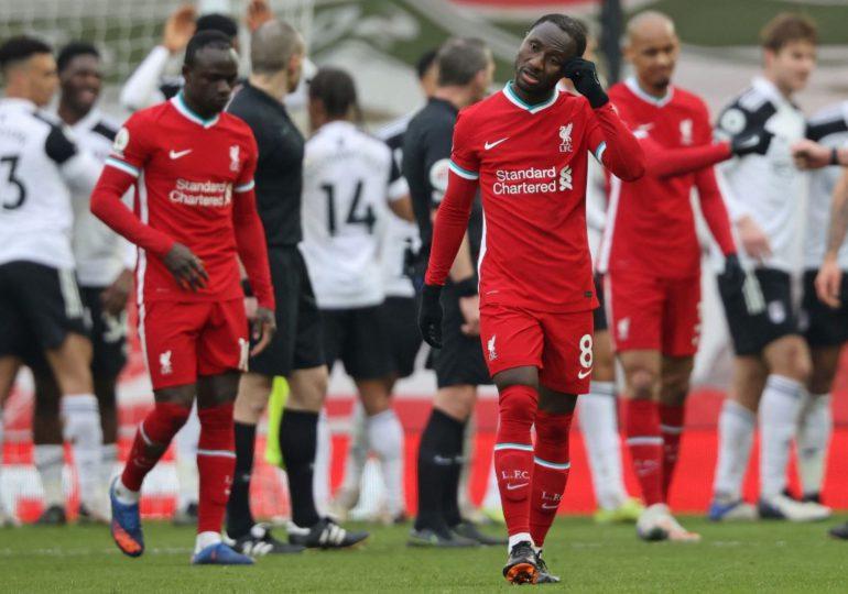 El Liverpool se hunde un poco más con su sexta derrota consecutiva en Anfield