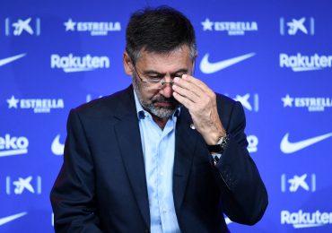 Detenido el expresidente del FC Barcelona Bartomeu por el 'Barçagate'