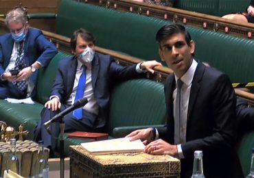 Reino Unido prolonga ayudas sociales por la pandemia e impulsar recuperación