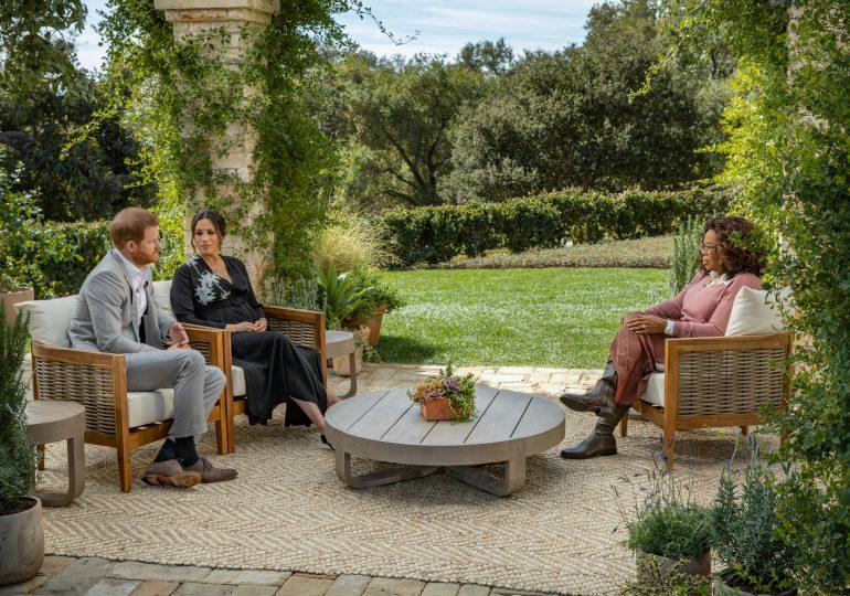 La entrevista de Enrique y Meghan, una bomba para la monarquía británica