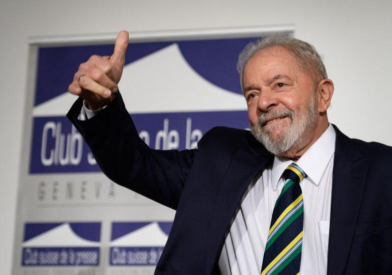 Juez de la corte suprema de Brasil anula todas las condenas de Lula da Silva