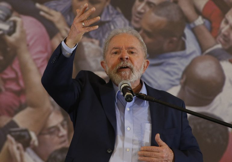 Lula busca alianzas para 2022 y agradece la solidaridad de líderes mundiales