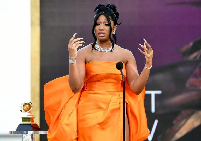 Megan Thee Stallion gana el Grammy a Mejor artista nueva