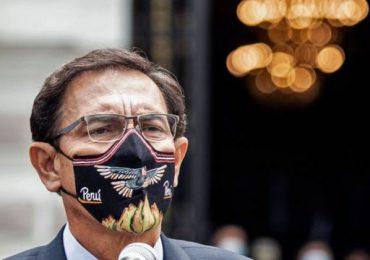 Expresidente peruano Vizcarra sorprendido por pedido de prisión en su contra