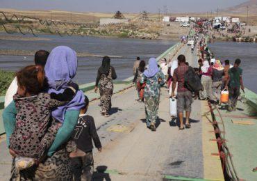 """El Papa califica a los yazidíes de Irak de """"víctimas inocentes de una barbarie insensata"""""""