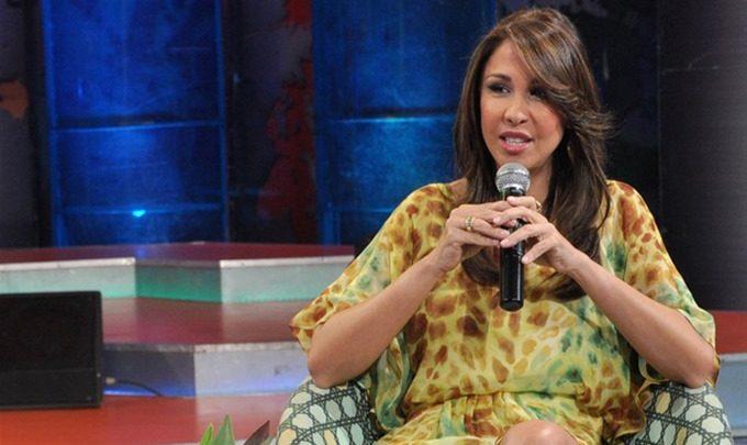 Mariasela Álvarez da positivo al Covid