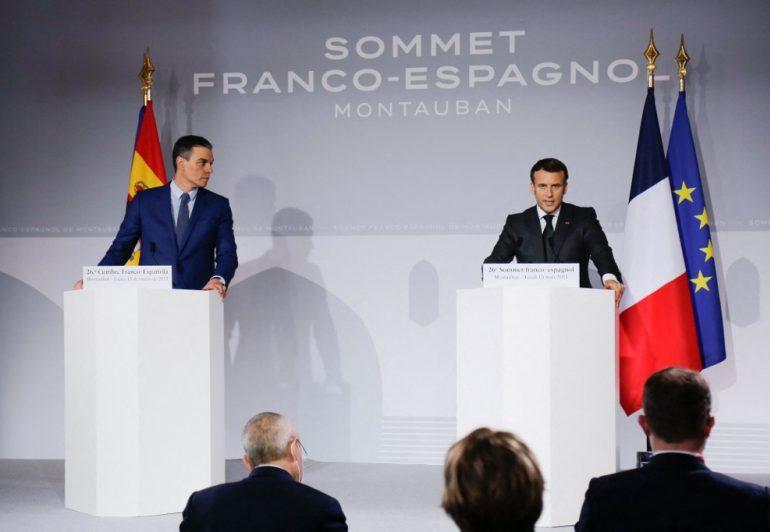 """Firman convenio """"histórico"""" de binacionalidad entre Francia y España"""