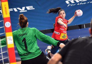 España le gana a Argentina en el Preolímpico de balonmano femenino