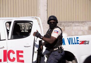 PNH confirma operación antipandillas en Haití deja cuatro policías muertos