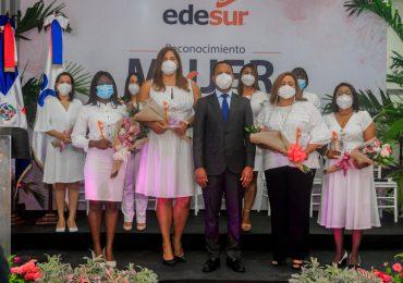Edesur reconoce  a destacadas mujeres del sector eléctrico