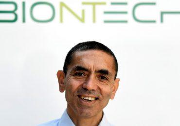 """Fundador de BioNTech: """"Las vacunas son realmente efectivas''"""