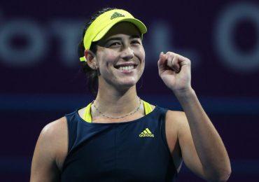 Muguruza logra en Dubái su primer título WTA en dos años