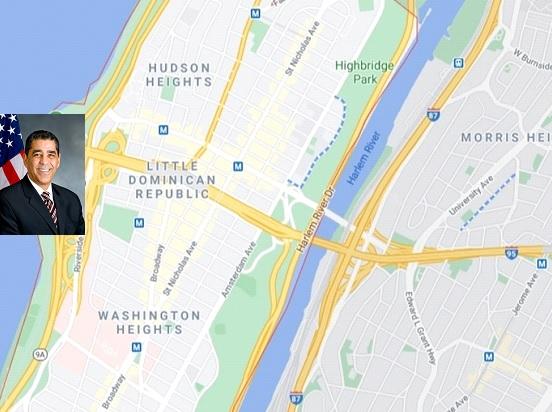 """Google identifica al Alto Manhattan como """"Pequeña República Dominicana"""""""