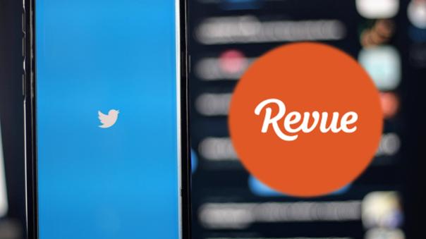 Twitter compra Revue, herramienta para el envío de newsletters