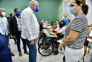 VIDEO | Minerd reporta 90% comunidad educativa está vacunada contra Covid-19