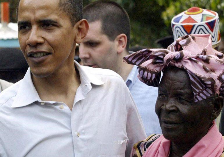 "Fallece Sarah Obama, la ""abuela"" keniana del expresidente estadounidense Barack Obama"