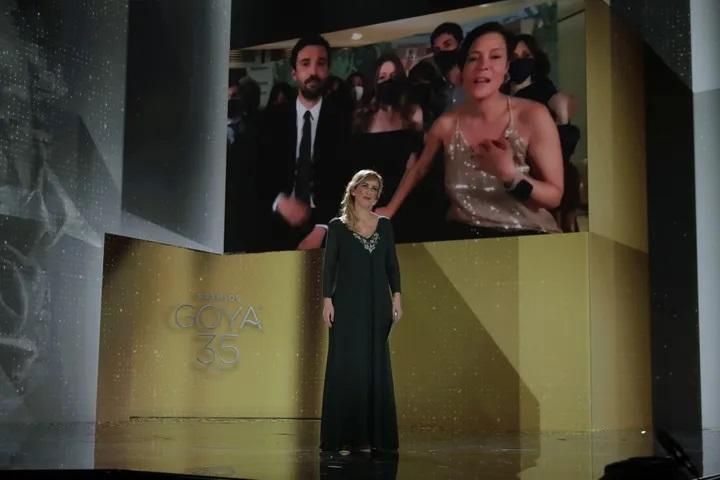 Las Niñas, elegida Mejor Película en los Goya 2021 y Akelarre, la más premiada