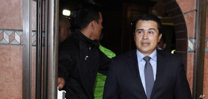 Fiscales de EEUU piden cadena perpetua para Tony Hernández, hermano del presidente de Honduras