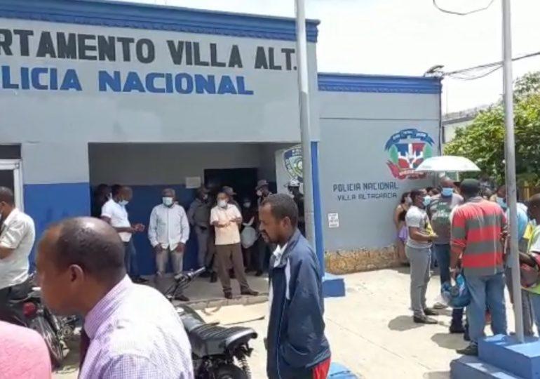 PN destituye al comandante departamental de Villa Altagracia