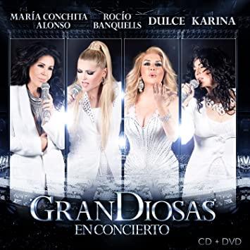 ''GranDiosas'' realizarán  concierto en vivo, vía streaming