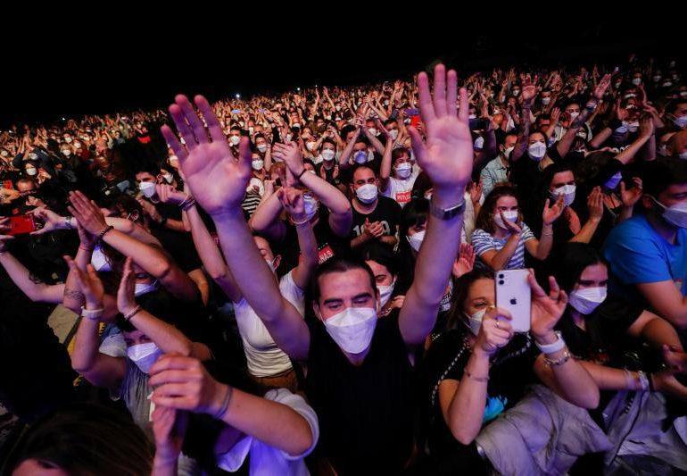 La música vuelve a sonar en Barcelona para un ensayo clínico