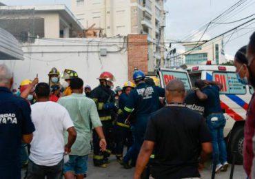 Muere hombre rescatado de incendio en farmacia Los Hidalgos