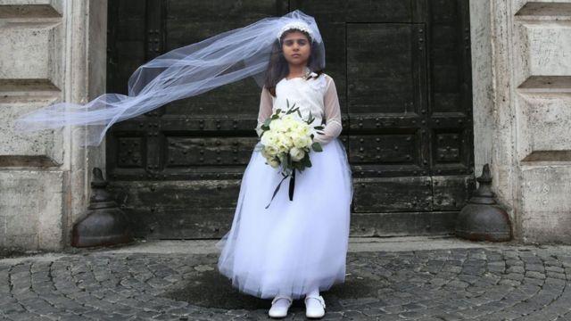 10 millones de niñas podrían llegar a casarse por la pandemia, advierte UNICEF