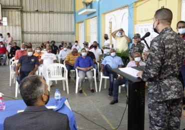 Director PN ordena reforzar seguridad en barrios de la capital